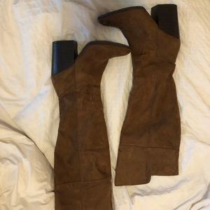 👢Forever 21 over the knee boots size 9👢